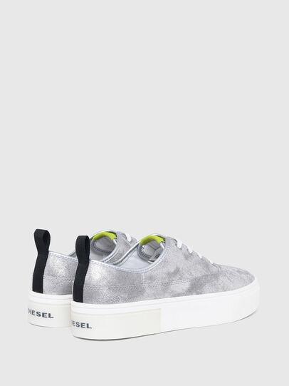 Diesel - S-VANEELA LC, Silber - Sneakers - Image 3