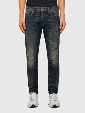 Tepphar 009JS, Dunkelblau - Jeans