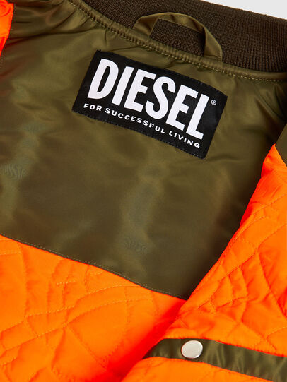 Diesel - J-UPPER, Olivgrün - Jacken - Image 6