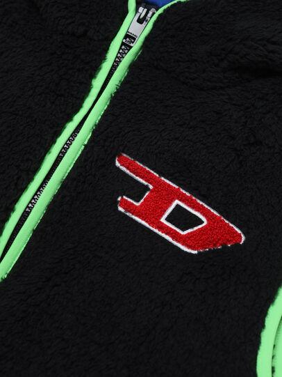 Diesel - SACCY OVER, Schwarz/Blau - Sweatshirts - Image 3