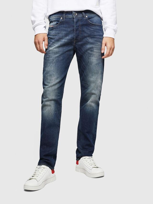 Diesel - Buster 0853R, Dunkelblau - Jeans - Image 1