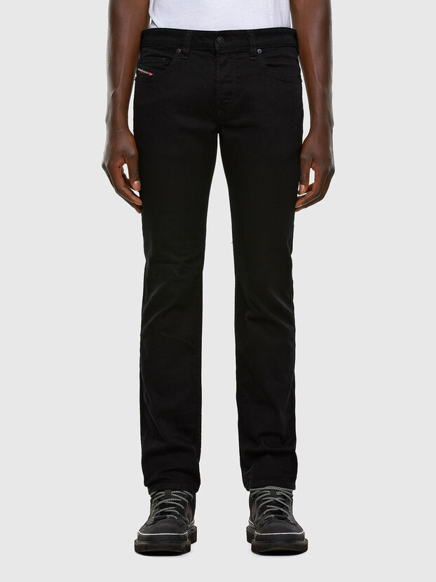 Safado 0688H, Schwarz/Dunkelgrau - Jeans