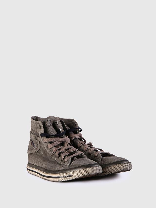 Diesel - EXPOSURE IV W, Jeansgrau - Sneakers - Image 2
