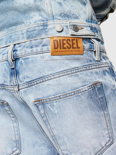 Diesel - D-Kodeck 0078C, Hellblau - Jeans - Image 4