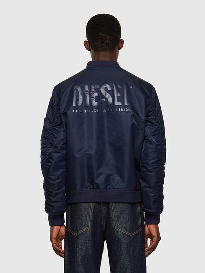 Diesel - J-ROSS-REV-A, Dunkelblau - Jacken - Image 2