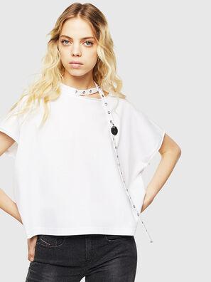 T-JALA, Weiß - T-Shirts