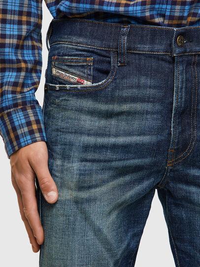 Diesel - D-Amny 09A27, Dunkelblau - Jeans - Image 4