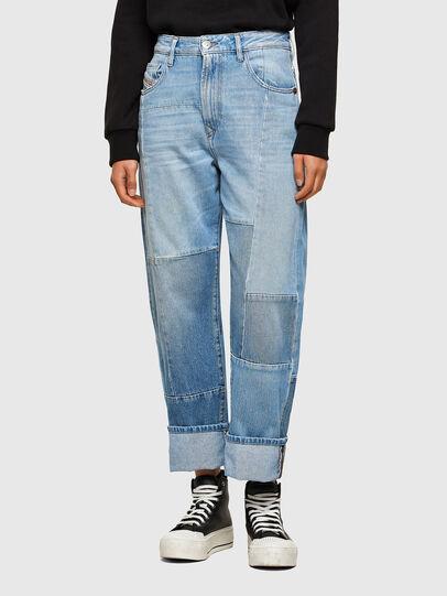 Diesel - D-Reggy 009ND, Hellblau - Jeans - Image 1
