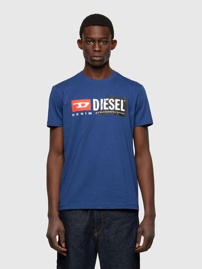 Diesel - T-DIEGO-CUTY, Blau - T-Shirts - Image 1
