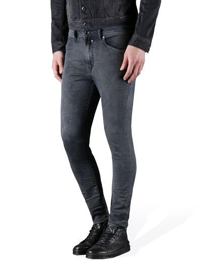 Diesel - Spender JoggJeans 0666U,  - Jeans - Image 3