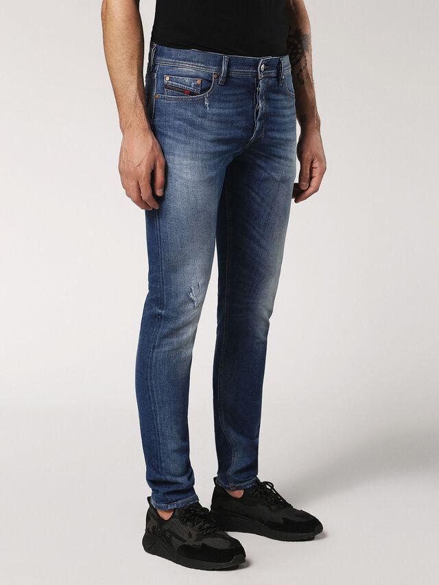 TEPPHAR 084RW, Jeansblau