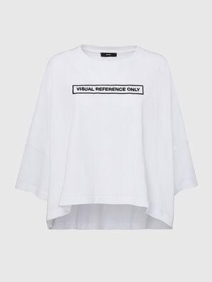 T-CRAMBLE, Weiß - T-Shirts