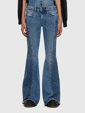 D-Ferenz 009JD, Hellblau - Jeans