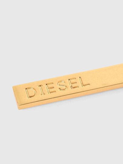 Diesel - GUNNER, Gold - Schmuck und Gadgets - Image 4