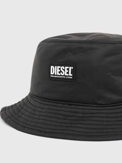Diesel - C-SWAMP, Schwarz - Hüte - Image 3