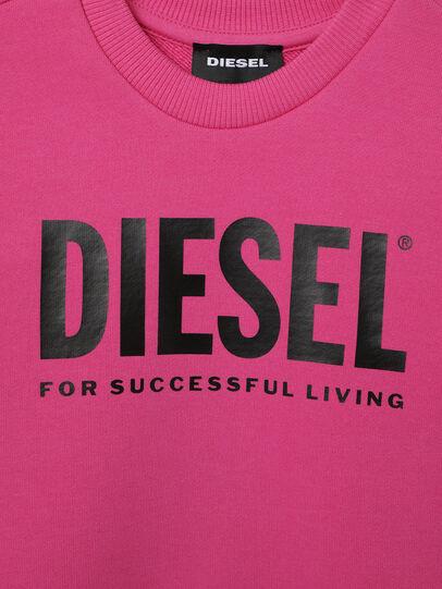 Diesel - SCREWDIVISION-LOGOB-, Rosa - Sweatshirts - Image 3