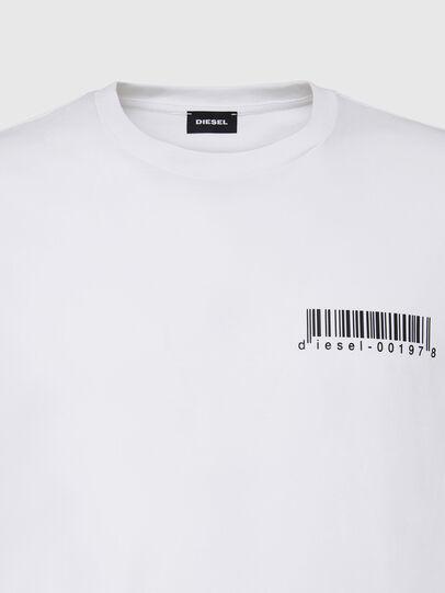 Diesel - T-DIEGOS-X67, Weiß - T-Shirts - Image 3