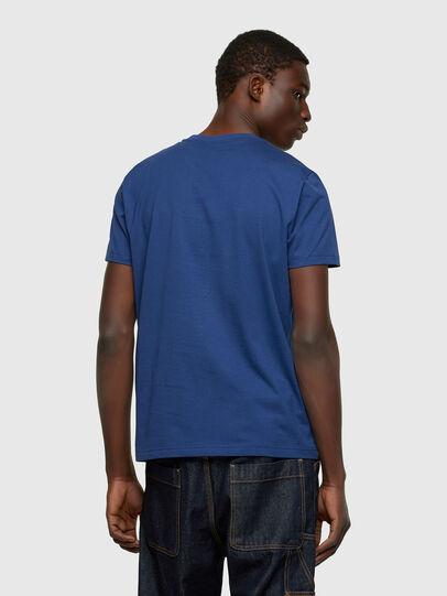 Diesel - T-DIEGO-CUTY, Blau - T-Shirts - Image 2