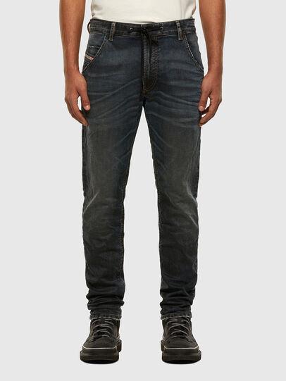 Diesel - Krooley JoggJeans 069NS, Dunkelblau - Jeans - Image 1