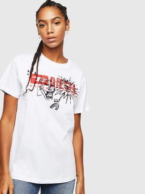 T-DARIA-YC, Weiß - T-Shirts