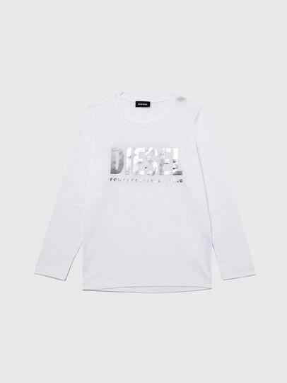 Diesel - TSILYWX ML, Weiß - T-Shirts und Tops - Image 1