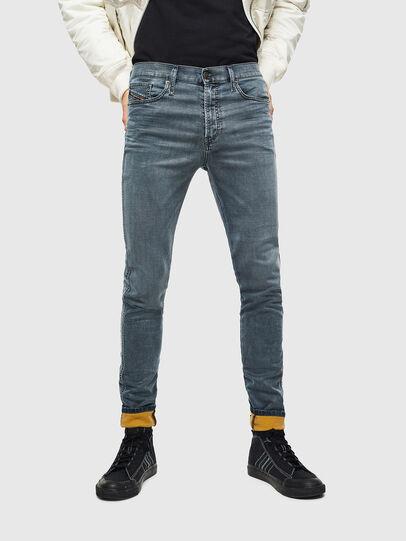 Diesel - D-Reeft JoggJeans 069LT, Dunkelblau - Jeans - Image 1