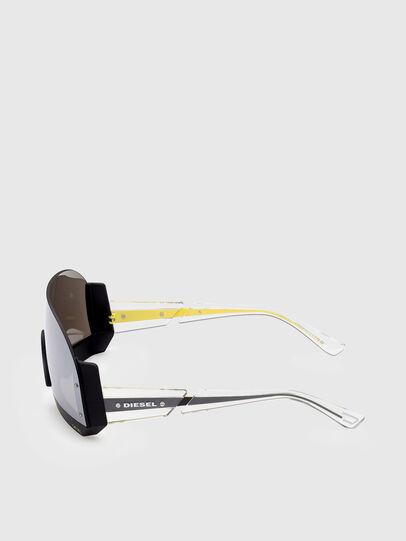Diesel - DL0336, Weiß - Sonnenbrille - Image 3