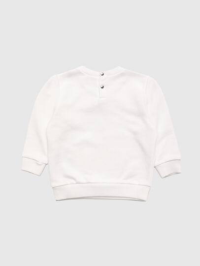 Diesel - SOOLB, Weiß - Sweatshirts - Image 2