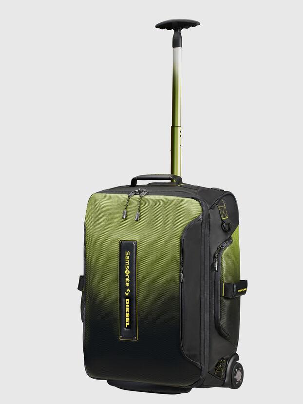 KA2*69008 - PARADIVE, Schwarz/Gelb - Reisetaschen mit Rollen