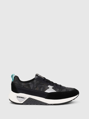 S-KB LOW LACE II, Schwarz/Dunkelgrau - Sneakers