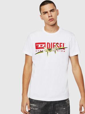 T-DIEGO-BX2, Weiß - T-Shirts