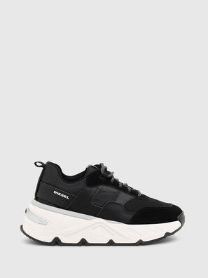 S-HERBY LOW, Schwarz - Sneakers