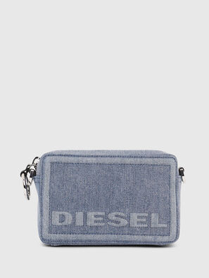 ROSA', Jeansblau - Schultertaschen