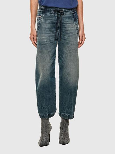 Diesel - Krailey JoggJeans® 069YG, Mittelblau - Jeans - Image 1
