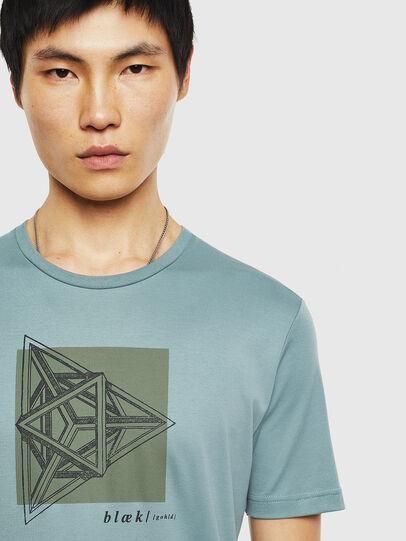 Diesel - T-TYRITE-B,  - T-Shirts - Image 4