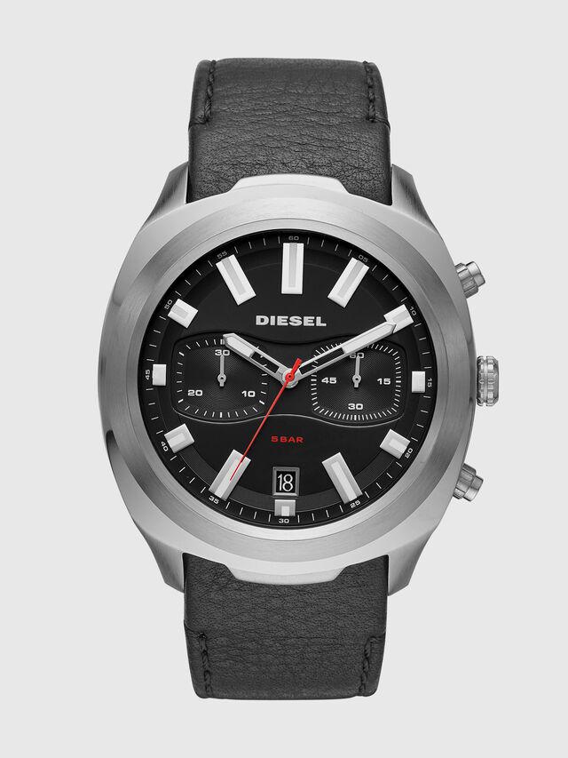 Diesel - DZ4499, Schwarz/Silber - Uhren - Image 1