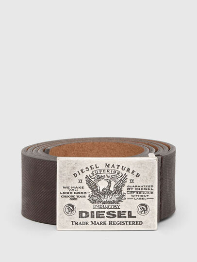 Diesel - B-FILIN, Braun - Gürtel - Image 1