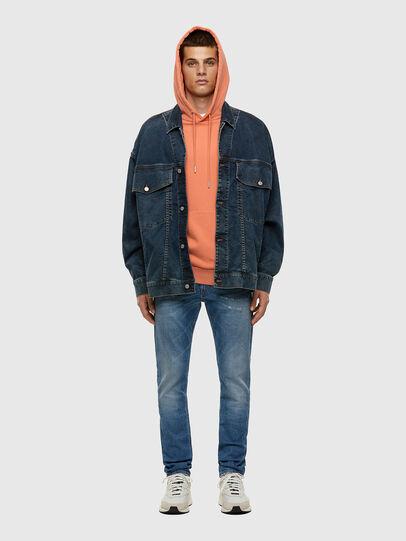 Diesel - Thommer 009ES, Hellblau - Jeans - Image 4