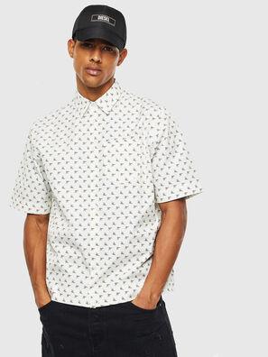 S-ATWOOD-B, Weiß - Hemden