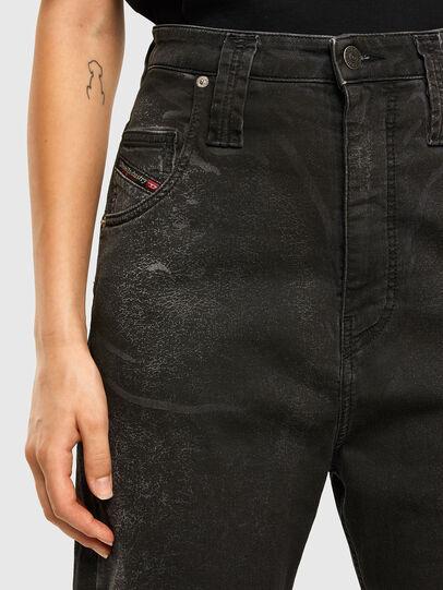 Diesel - D-Plata JoggJeans® 009DS, Schwarz/Dunkelgrau - Jeans - Image 3