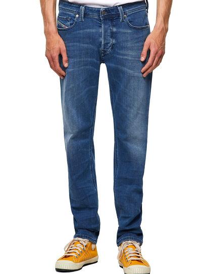 Diesel - Larkee-Beex 0097X, Mittelblau - Jeans - Image 1