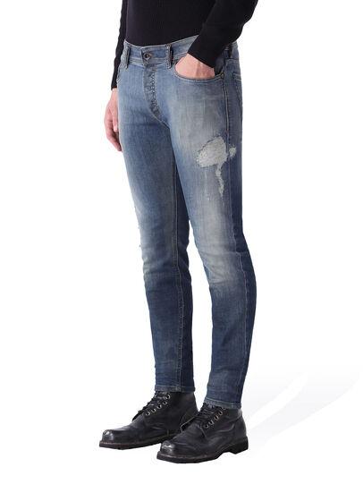 Diesel - Sleenker 0670N,  - Jeans - Image 3