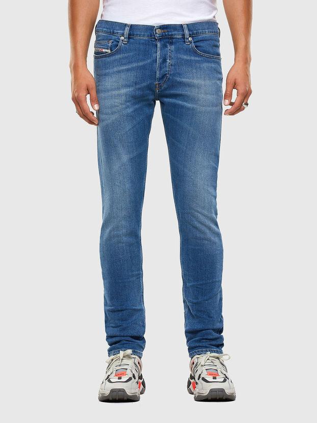 D-Luster 009EK, Hellblau - Jeans