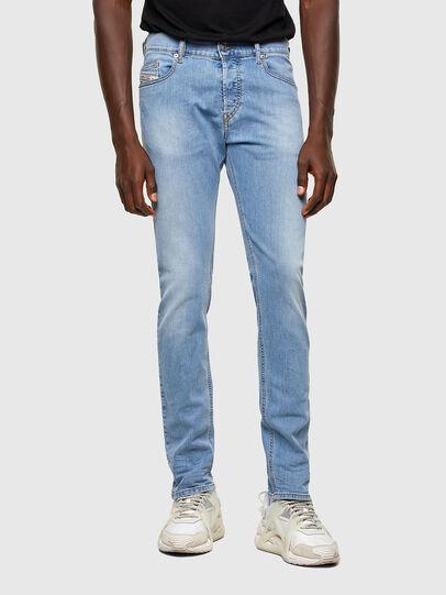 Diesel - D-Luster 009NX, Hellblau - Jeans - Image 1