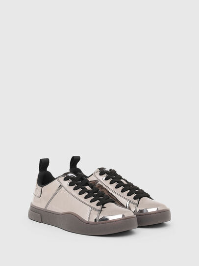 Diesel - S-CLEVER LOW LACE W, Silber - Sneakers - Image 2