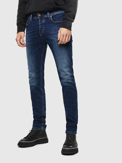 Diesel - Sleenker 086AJ, Mittelblau - Jeans - Image 1