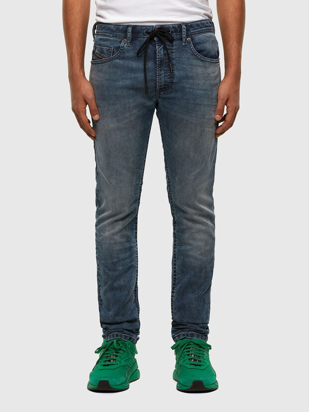 Thommer JoggJeans 069NZ, Mittelblau - Jeans