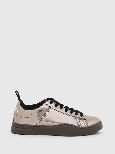 Diesel - S-CLEVER LOW LACE W, Silber - Sneakers - Image 1