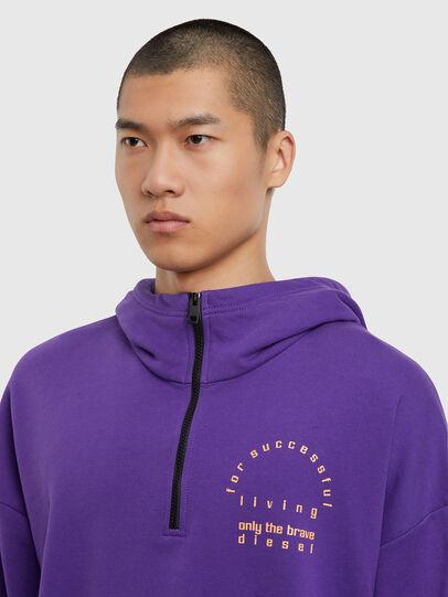 Diesel - S-UMMERZI, Violett - Sweatshirts - Image 3