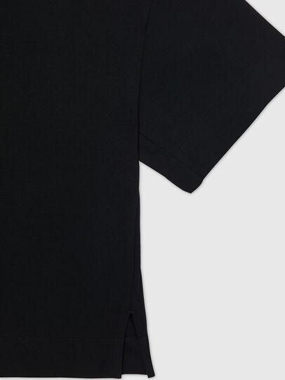 Diesel - UFTEE-SHORTEE, Schwarz - T-Shirts - Image 4
